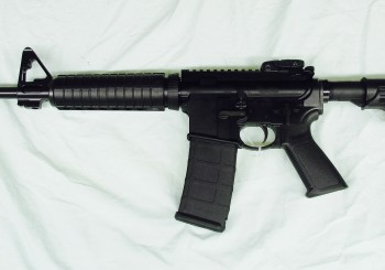 New Ruger AR-556